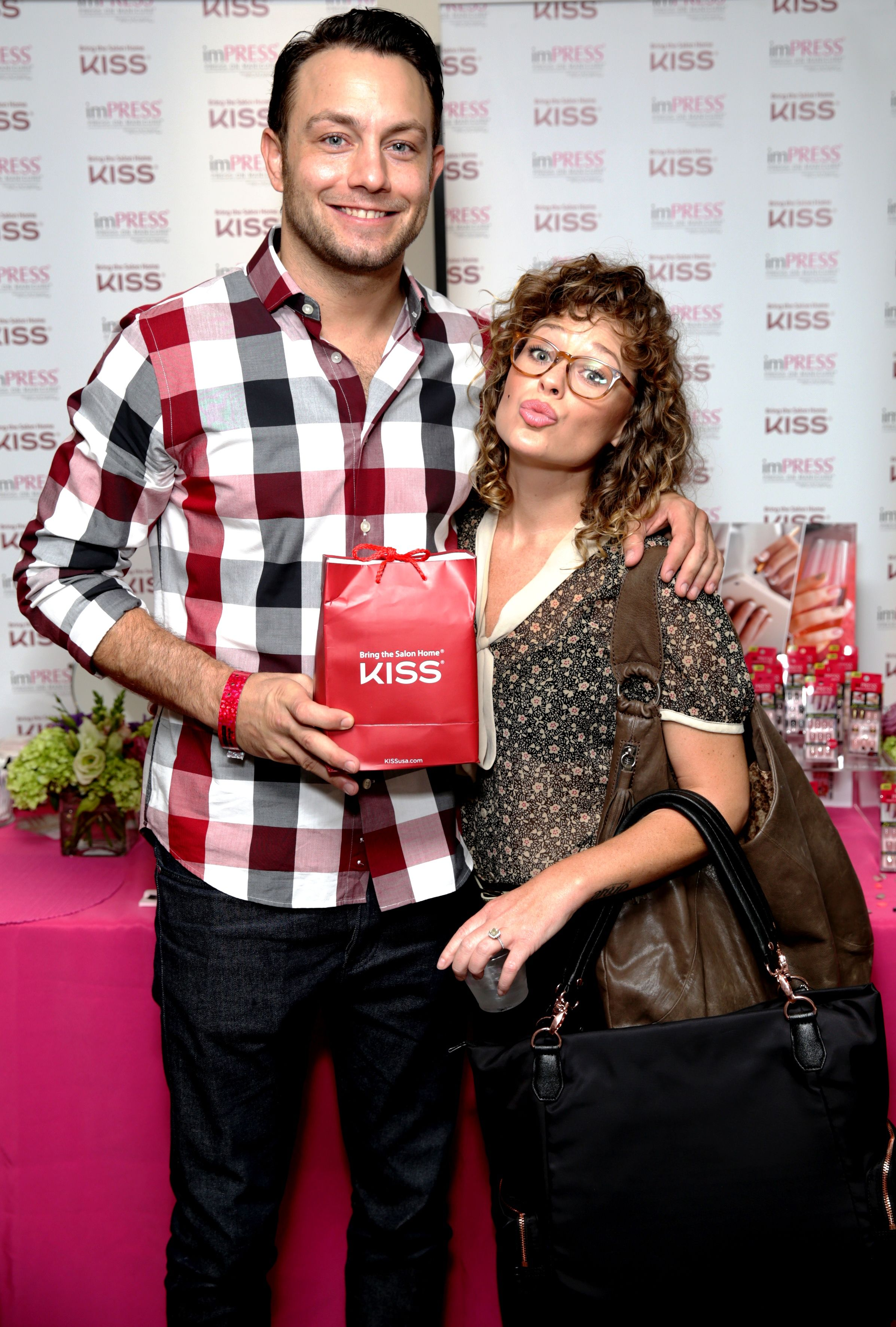 Jonathan Sadowski #celebrity #gift #emmys2015 #kissnails #imPRESSmanicure #kisslashes