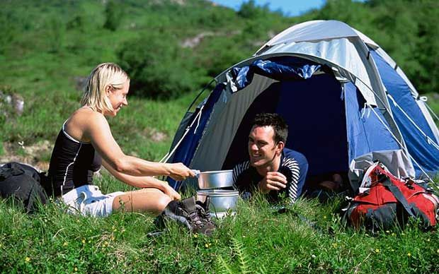 the best attitude d97ec 0d49f France: Holiday highs in low-cost municipal campsites in ...