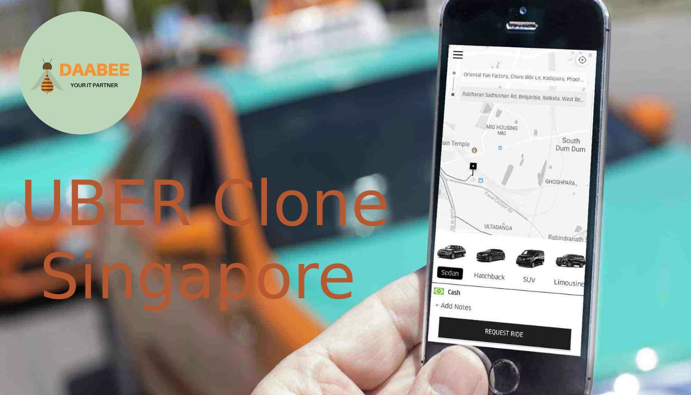 Our Uber Clone App is Fast to market and completely