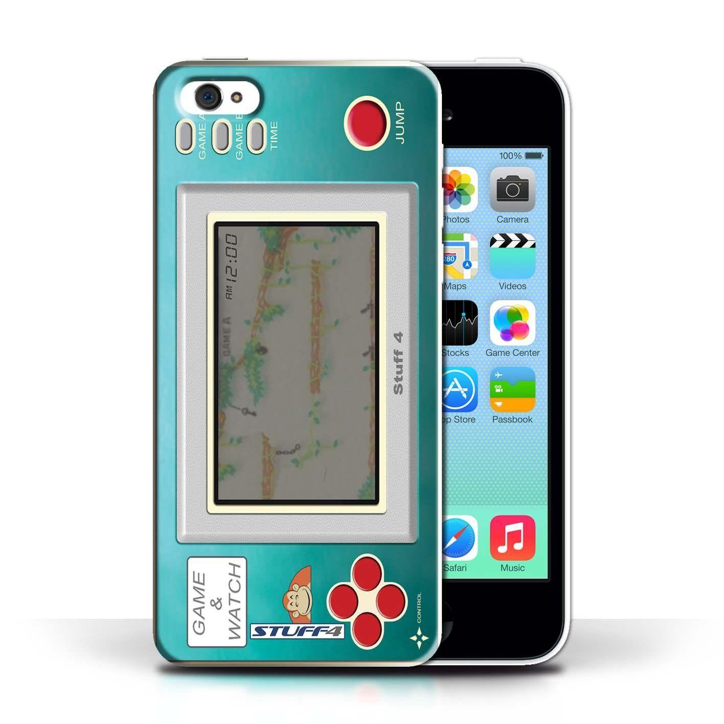 Coque de Stuff4 / Coque pour Apple iPhone 5C / Nintendo Design ...