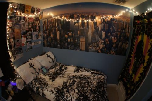 20 dorm rooms you wish were yours emo bedroombedroom ideasdorm. Interior Design Ideas. Home Design Ideas