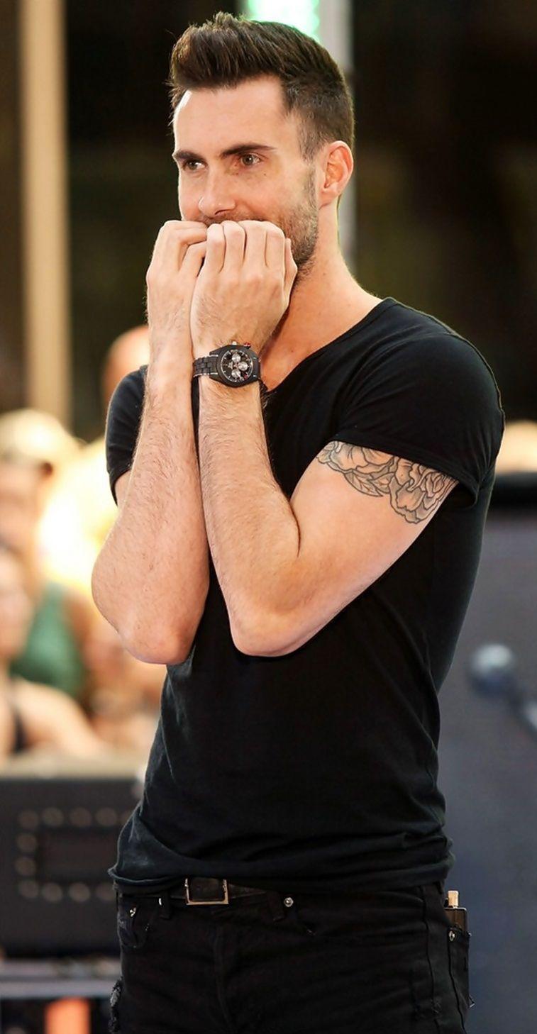 Adam Levine Adam Levine Adam Levine Style Maroon 5