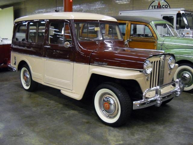 Jeep Willys Station Wagon 1954 Google Search Willys Jeep Willys Jeep