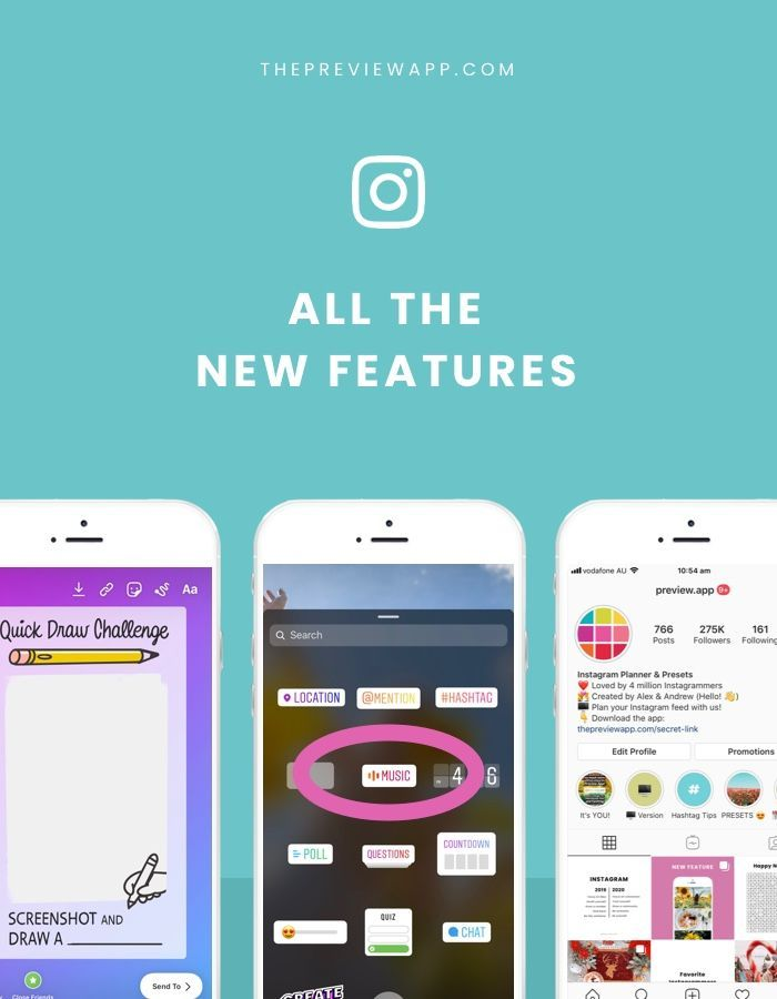 New Instagram Features 2020 (All the New Instagram Updates