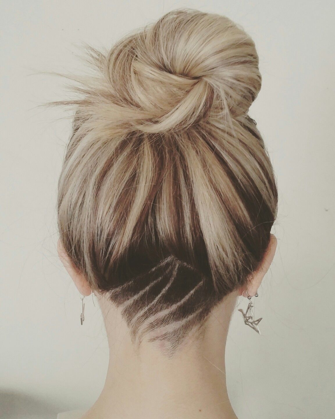 My Undercut by Salvo Patania  Undercut hairstyles, Undercut long