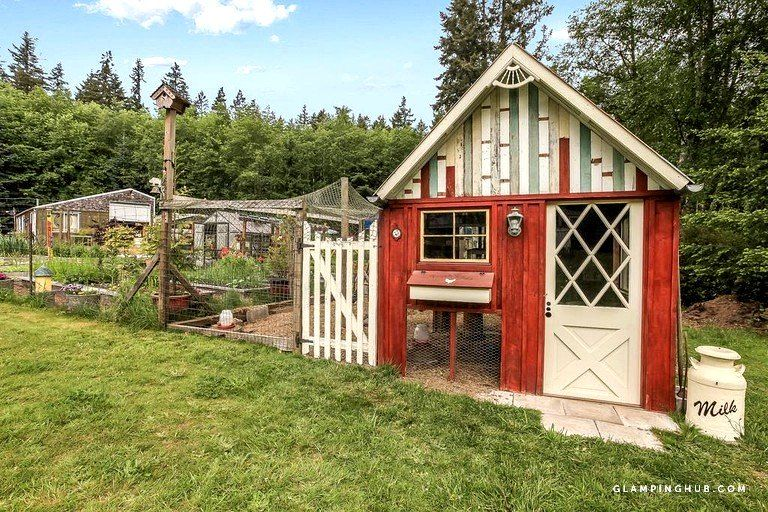 Romantic Glamping Tent Rentals on Whidbey Island in ...