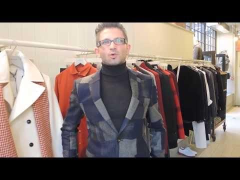 JIGSAW - Tartan Suits & Christmas Gifts