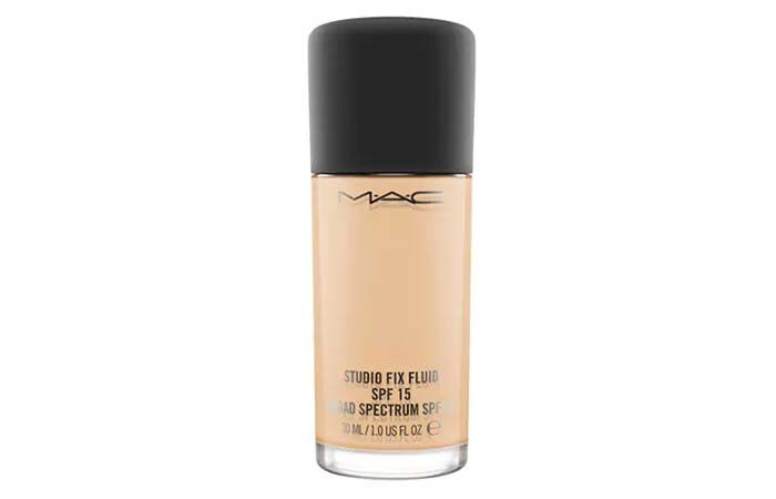 Best MAC foundation for pictures