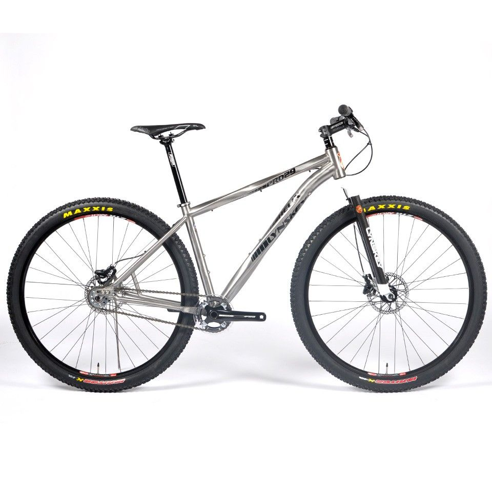 Pro29 SL - The Best 29er Hardtail Singlespeed Racing Mountain Bike ...