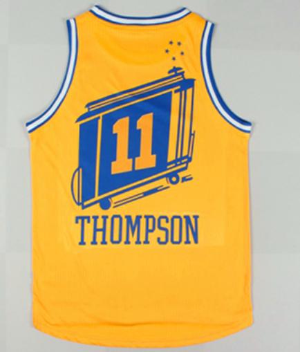ecff58f1749 Golden State #11 Klay Thompson Jersey Basketball Jersey, Golden State  Warriors, Hot Men