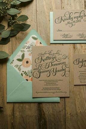 Convite ecológico
