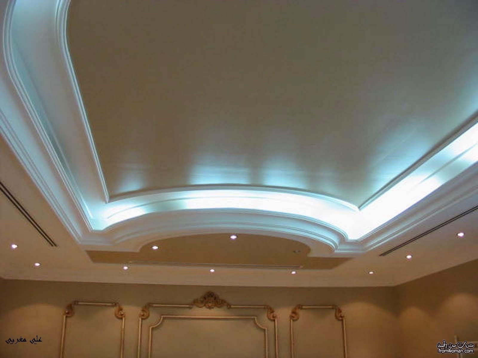 Gypsum false ceiling design ceiling design ideas for Gips decor ceiling
