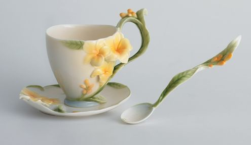 Rajib's Collection: Beautiful Cups and Saucers