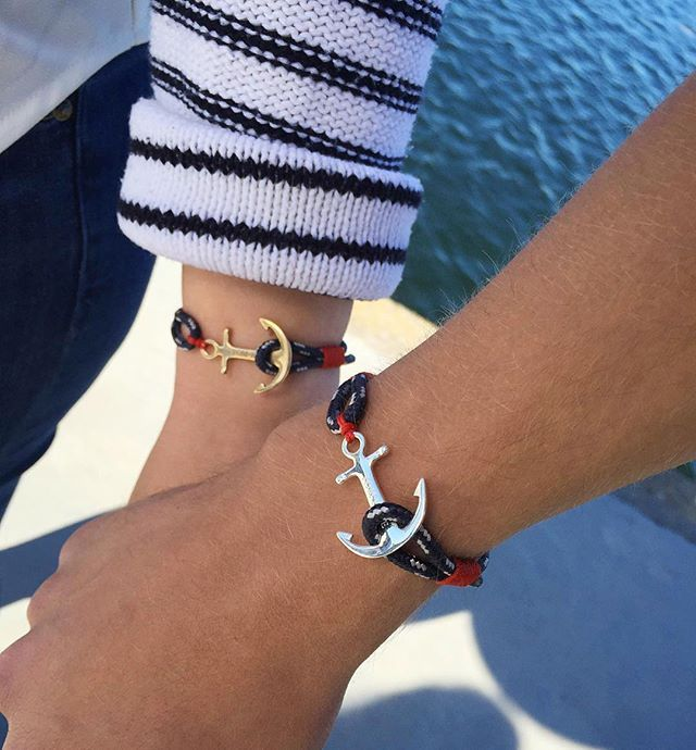 All Tom Hope bracelets are unisex and handcrafted to stand the test of  time. Click