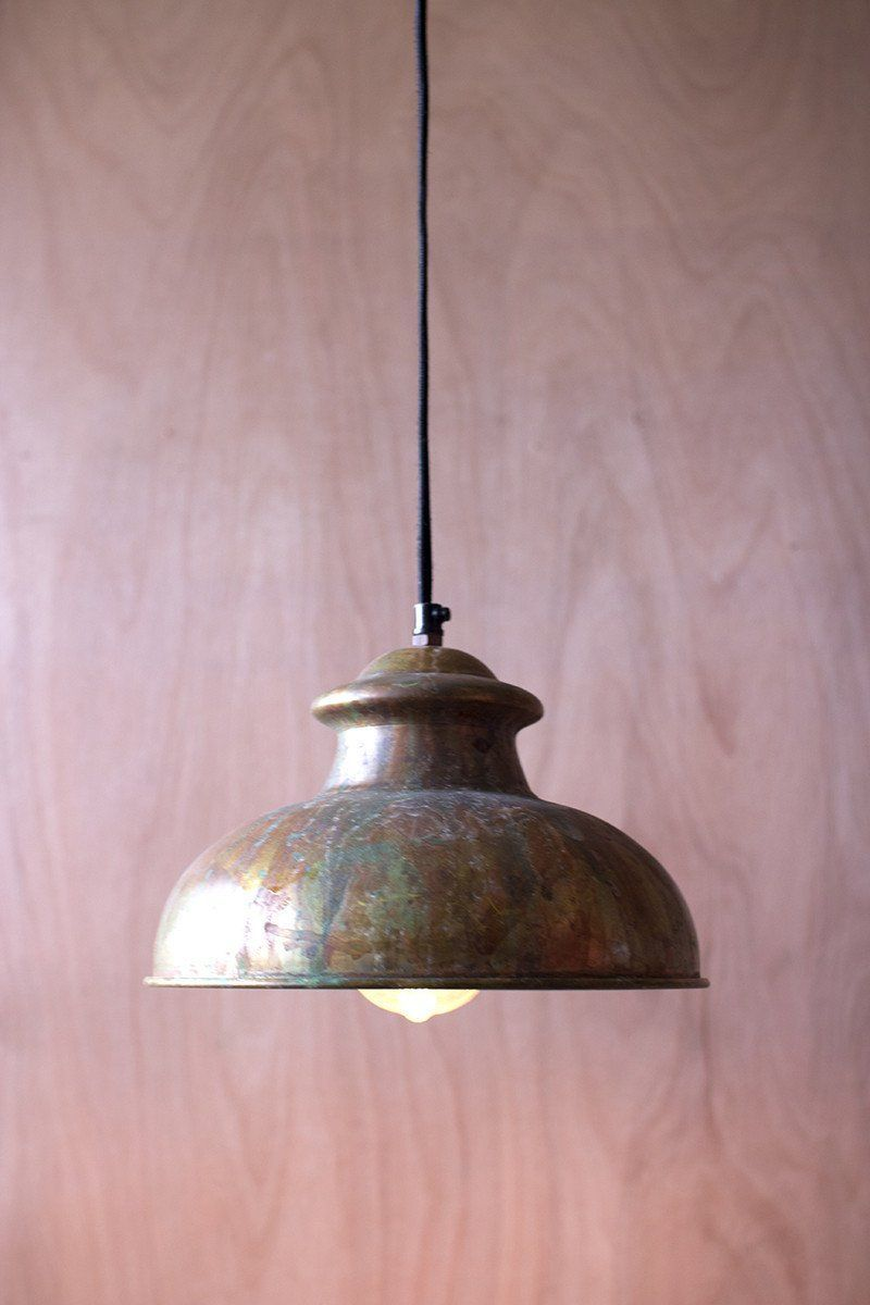 Antique Rustic Pendant | Home | Pinterest | Pendant lamps, Pendants ...