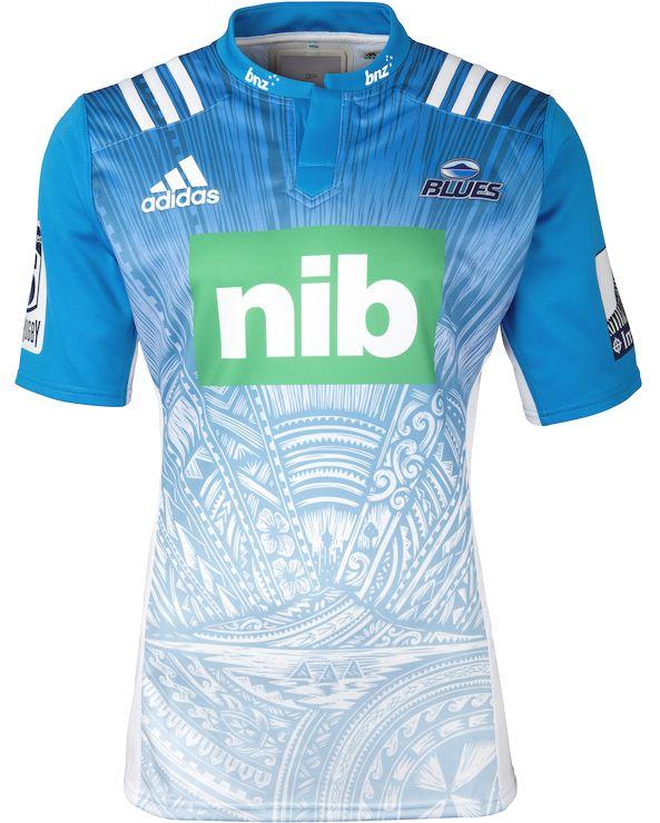 Blues Super Rugby 2016 Adidas Away Shirt