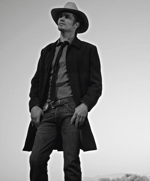 Raylan Givens Hat   Timothy Olyphant Attends Justified ...