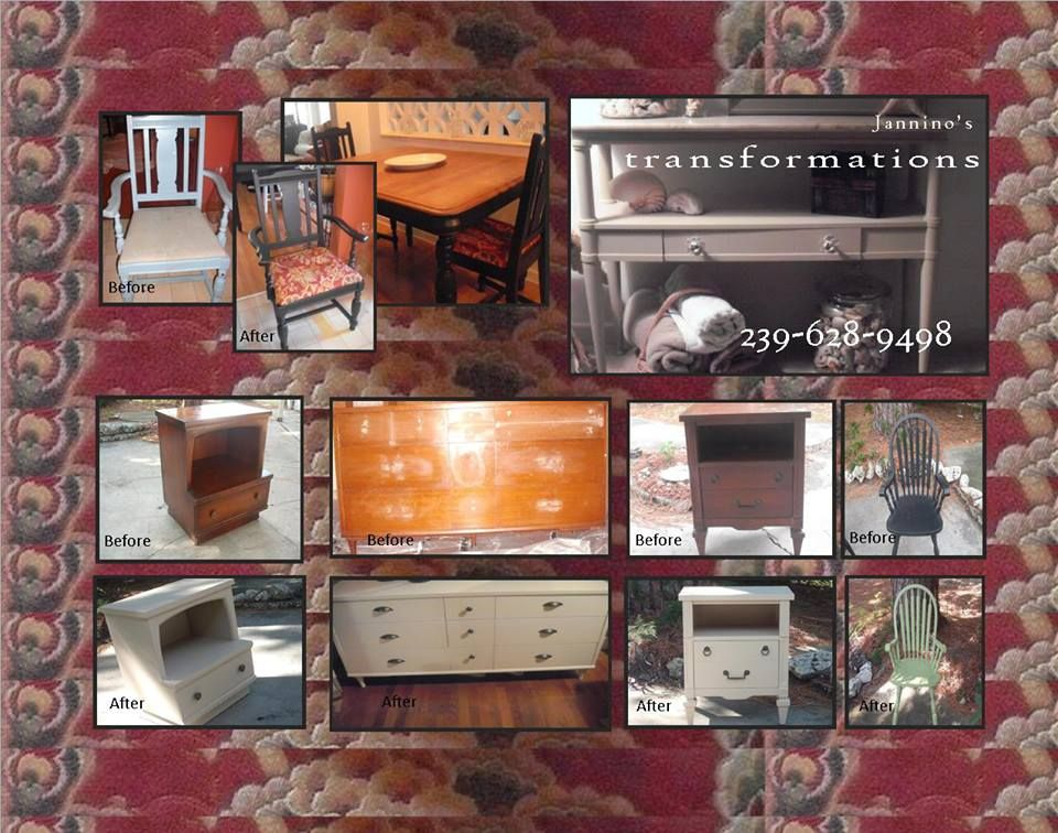 Transforming Furniture From Blah To Beautiful All Require Vision And  @Benjamin Moore Paints! #