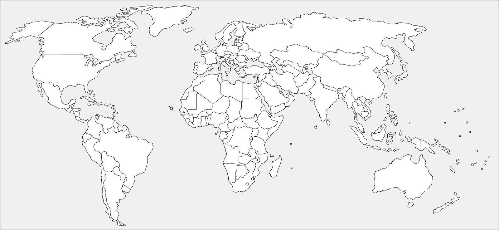 Resultado de imagen de mapa mundi | Mapas | Pinterest | Searching