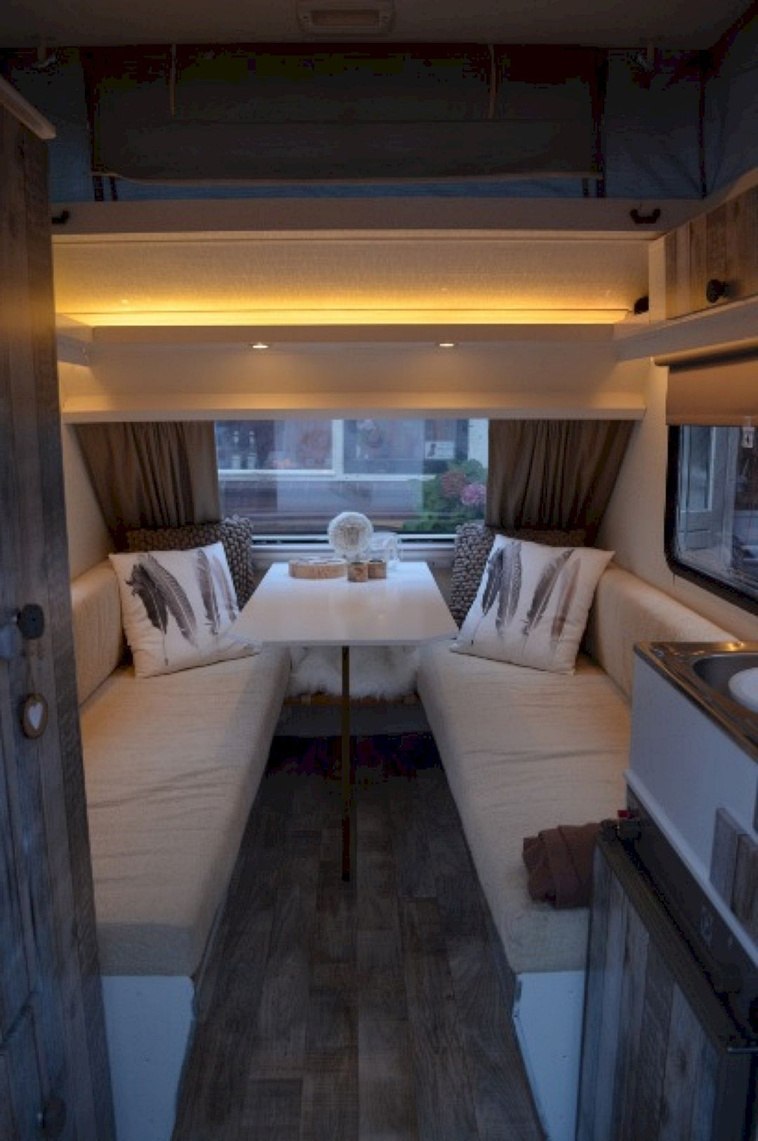 Top 60 DIY Camper Interior Remodel Ideas You Can Try Right Now Decoor Diy 970