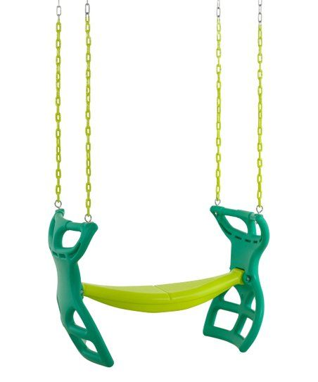 Two Riders Can Rock Back-to-back With This Durable Swing