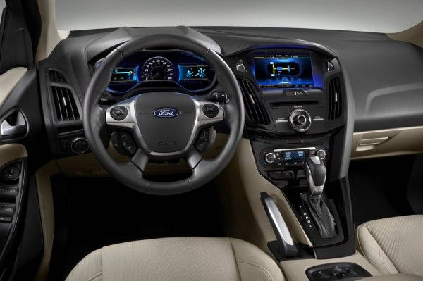 Ford Starts Major Push Ahead Of Focus Electric Rollout Ford Focus Electric Ford Focus 2012 Ford Focus