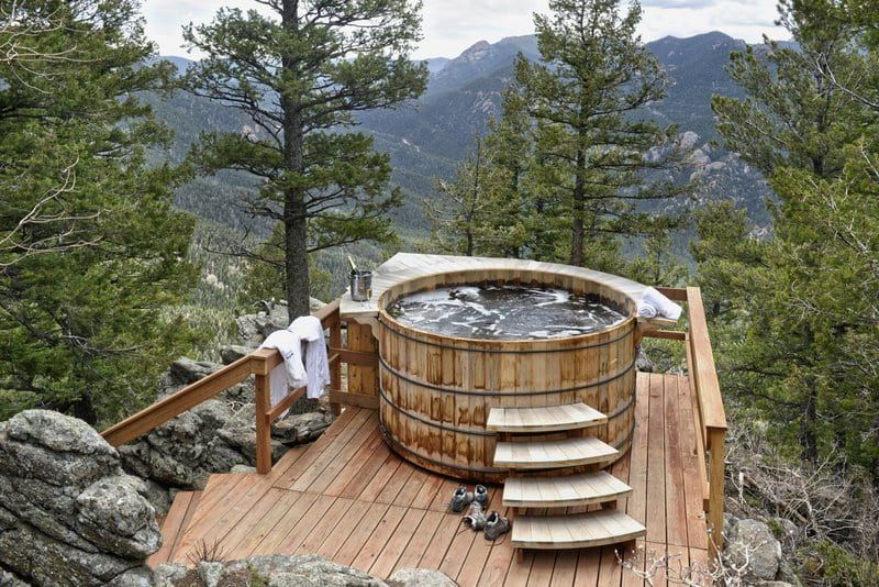 12 Romantic Colorado Hotels with Private Hot Tubs in 2020 ...