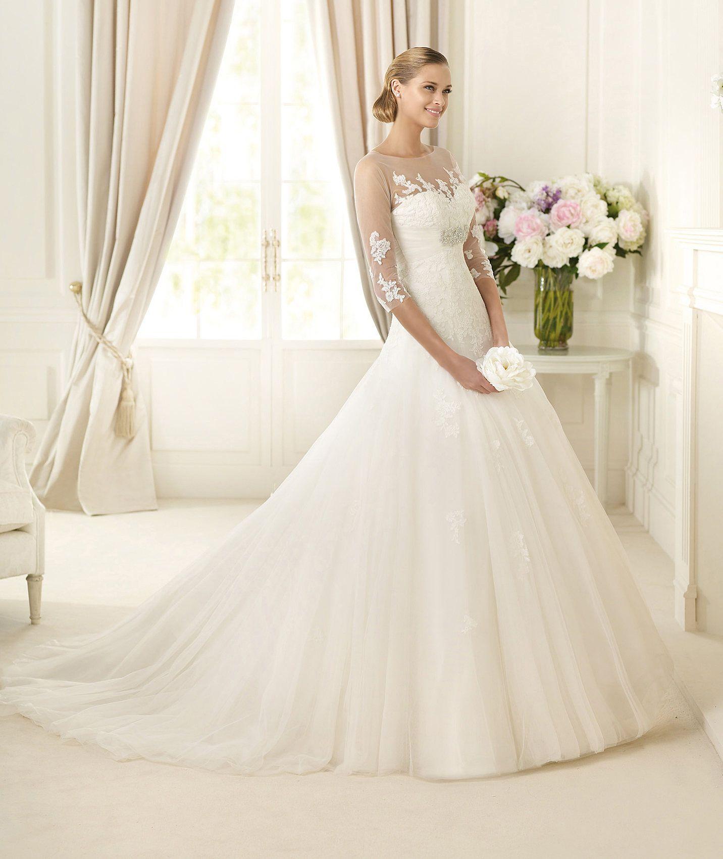 Pronovias | Brautkleider und Festkleider | Pronovias- Wedding ...
