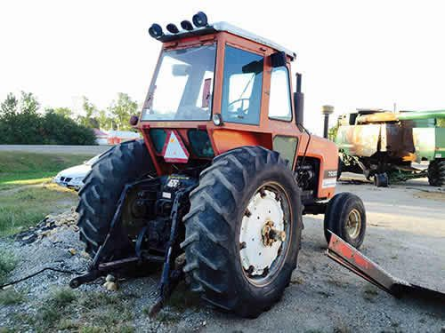 Pin by All States Ag Parts on Allis-Chalmers Ag Equipment