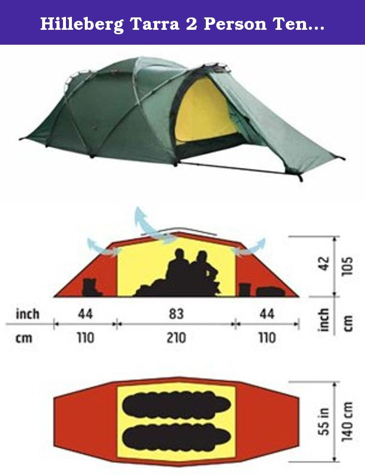 Hilleberg Tarra 2 Person Tent Green 2 Person. FEATURES of the Hilleberg Tarra 2 Person  sc 1 st  Pinterest & Hilleberg Tarra 2 Person Tent Green 2 Person. FEATURES of the ...