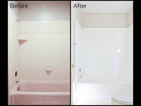 Pin On Bath Tub Make Over