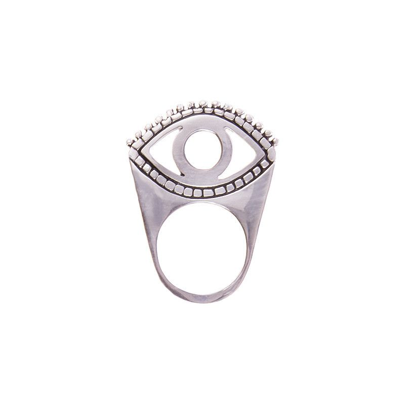Mati Ring Silver | Ring, Pendants and Evil eye
