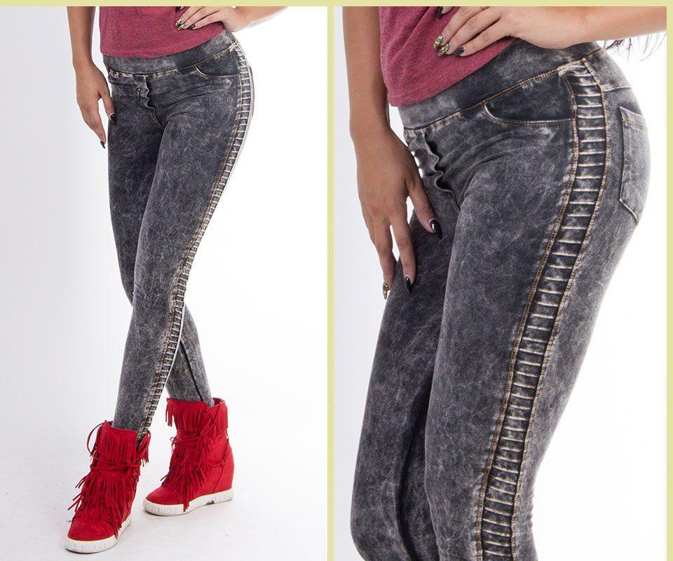 Hit Spodnie Leginsy Bawelna Jeans 36 42 R36 6540568159 Oficjalne Archiwum Allegro Jeans Hit