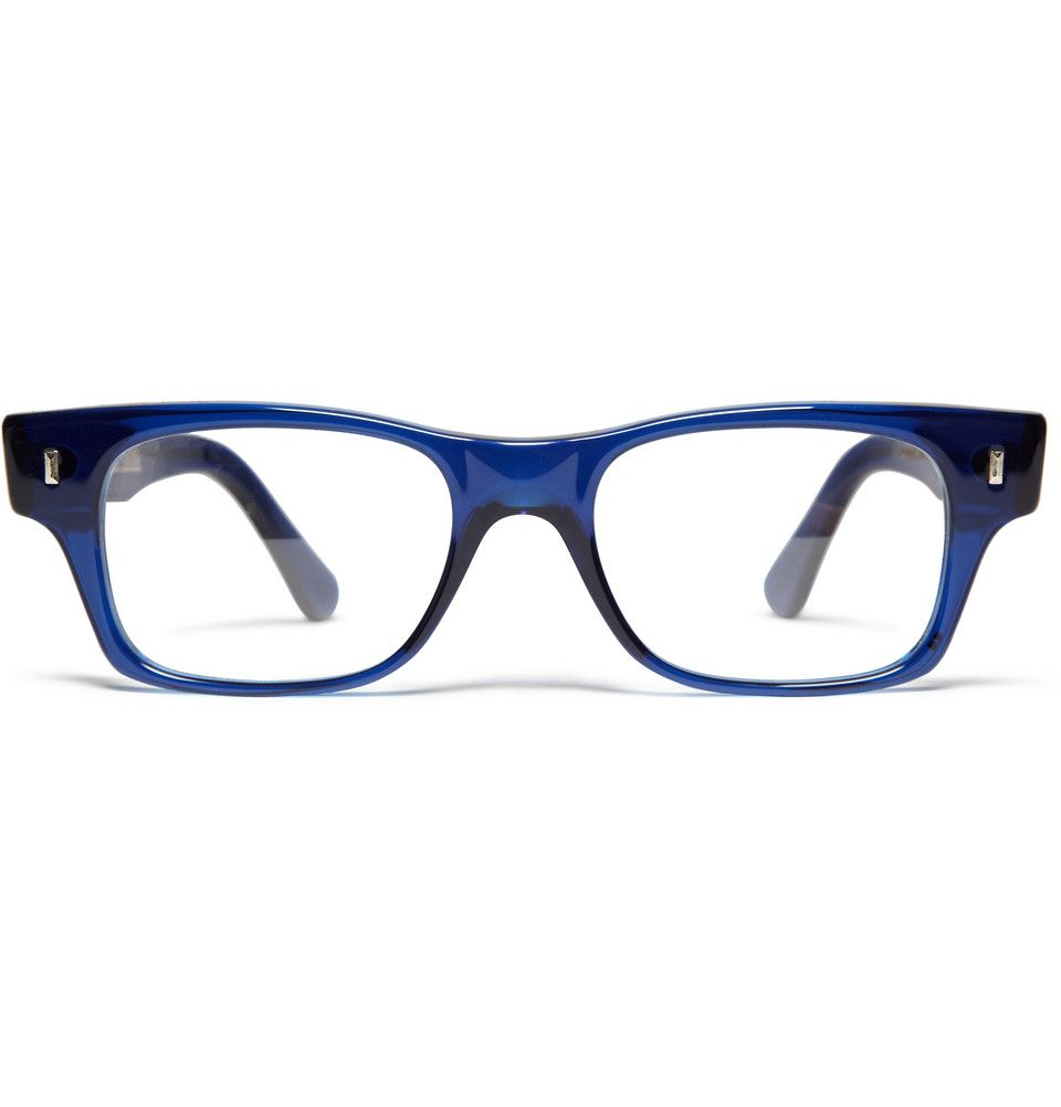 bc80317f40 Sometimes life is seen through blue colored glasses.