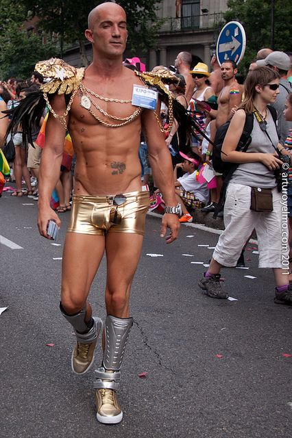 Gay parade Madrid 2011 Gay Pride, Burning Man, Mardi Gras, Fancy Dress,