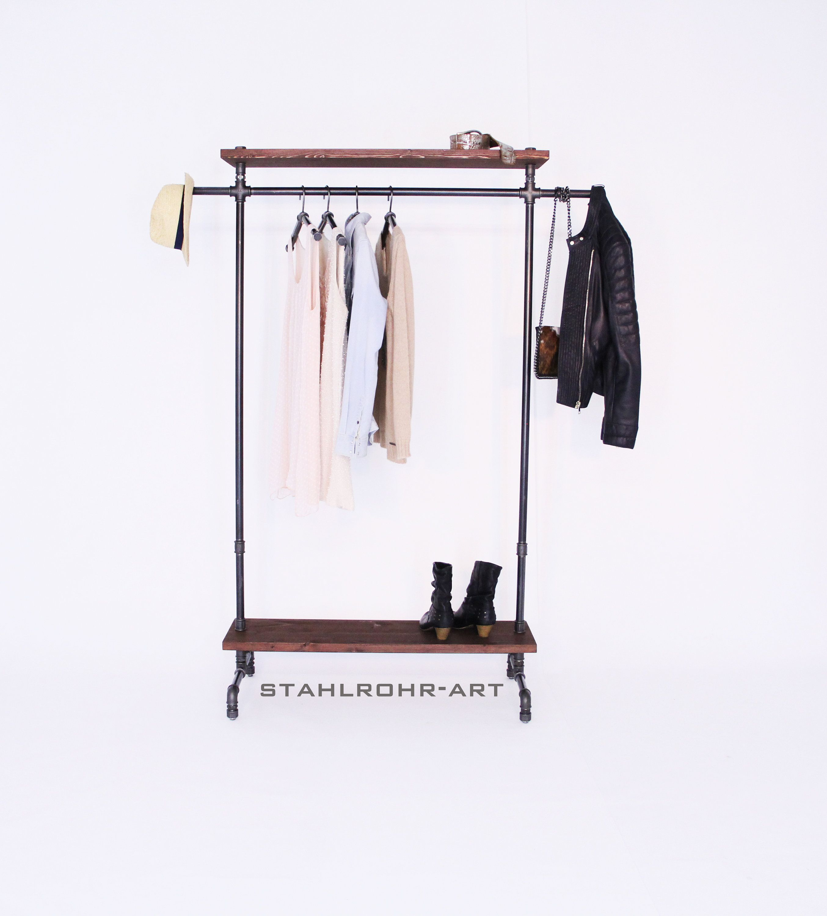 Kleiderständer Rohre Clothing Bar Clothes Rack Industry Design Steel Tube Water