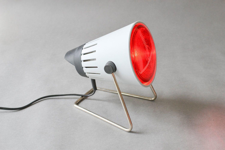 Ddr Warmelampe Solilux Hanau Heraeus Hitzelampe Heizung Babylampe Warmelampe 60er Infrarot Lampe Rotlichtlampe Rotlicht R Nursery Lamp Cool Lamps Lamp