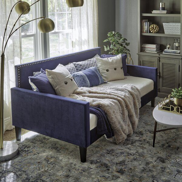 Guizar Back Twin Daybed