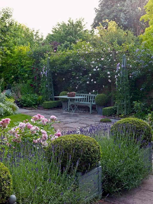 85 Stunning Small Cottage Garden Ideas for Backyard Landscaping #smallgardenideas