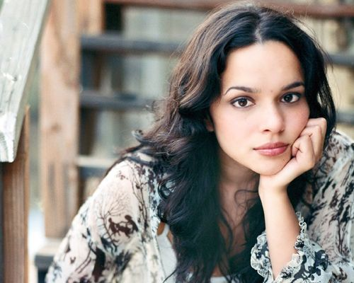 Norah Jones....simply one of the sweetest voices I have ever heard...can reduce my stress level and blood pressure by 20 points after the second song played....very talented and pure voice.