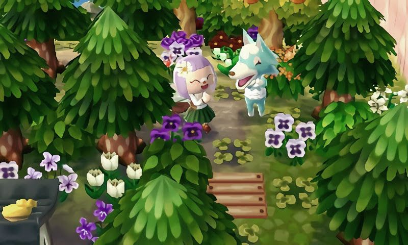 acnl forest town Tumblr town Pinterest
