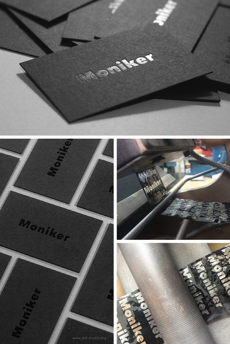 Beautiful business cards black foil blocking on black colorplan beautiful business cards black foil blocking on black colorplan ebony black paper printed by reheart Image collections