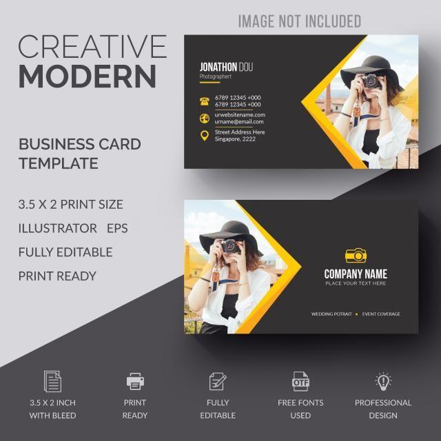 Business card template design vector creative background business card template design vector creative background modern reheart Image collections