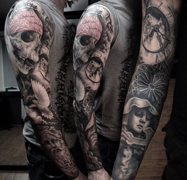 Pin On Tattoos On Men