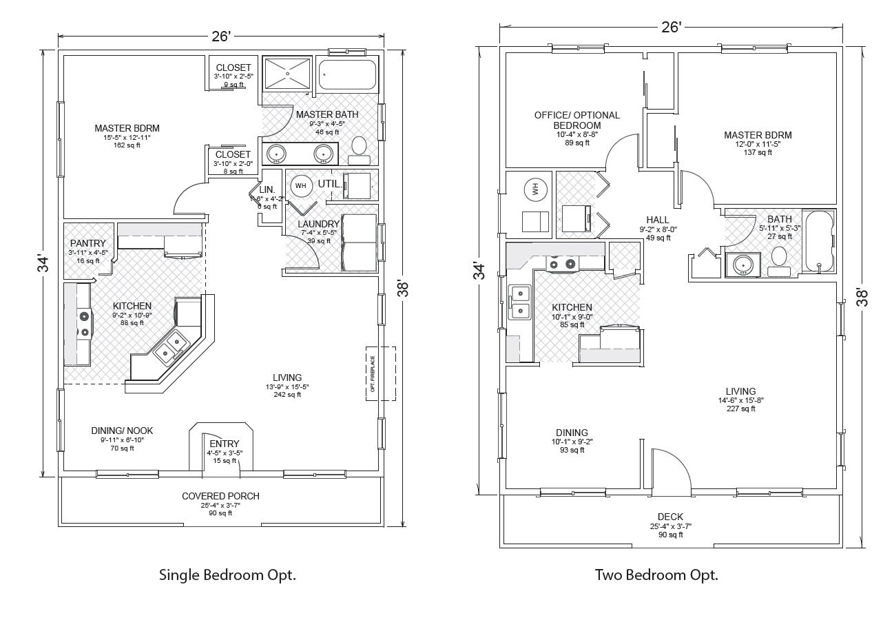 Shasta Home Plan Rambler Style Single Story Home Built On Your Lot Fully Customizable Floor Plan With Quali House Plans Single Story Homes Building A House