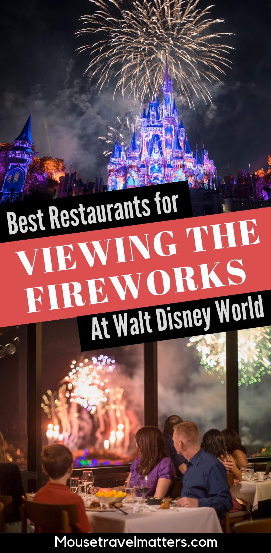 Best Restaurants At Walt Disney World