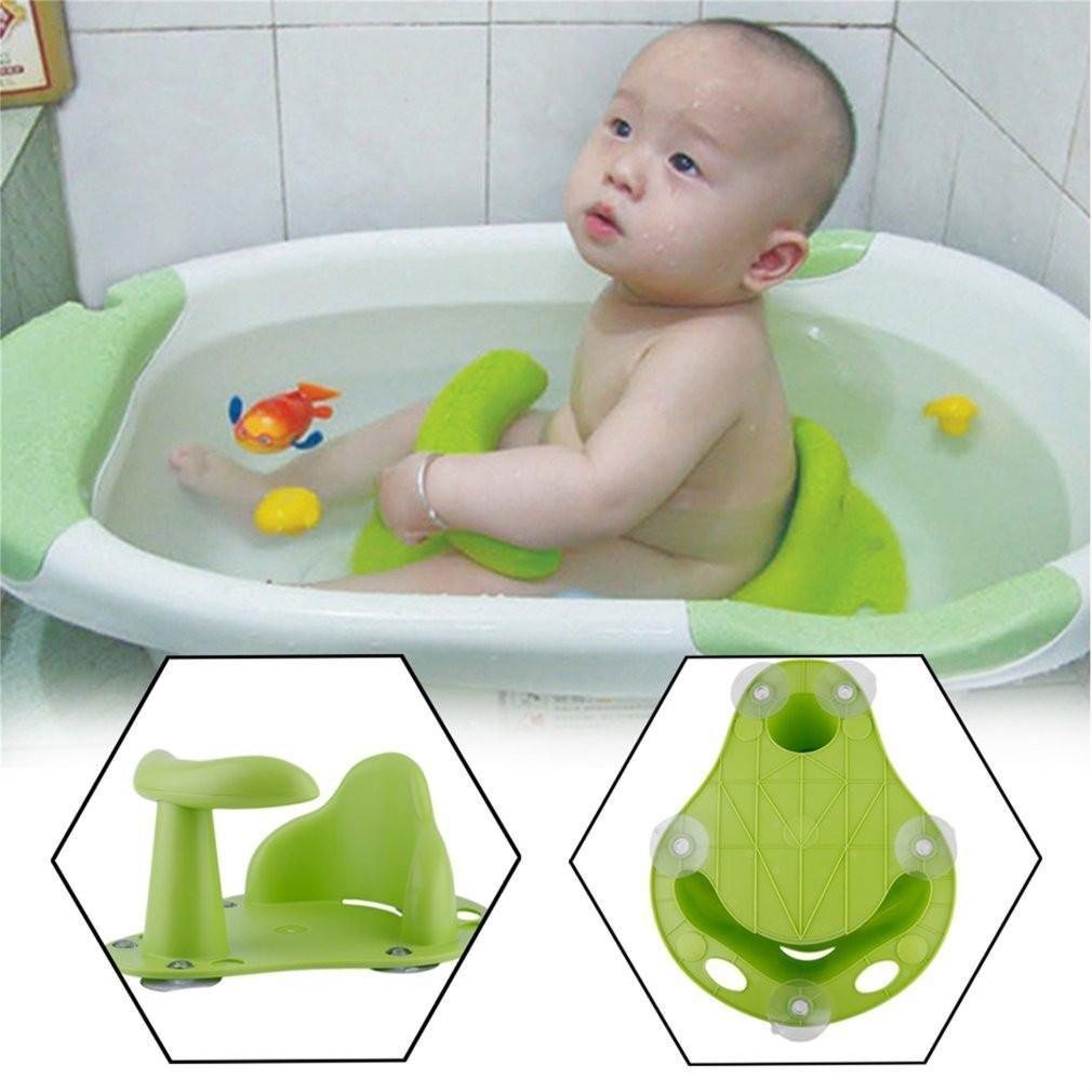 Baby Bathing Chair Tub Ring Baby Anti Slip Safety Tub Chair ...