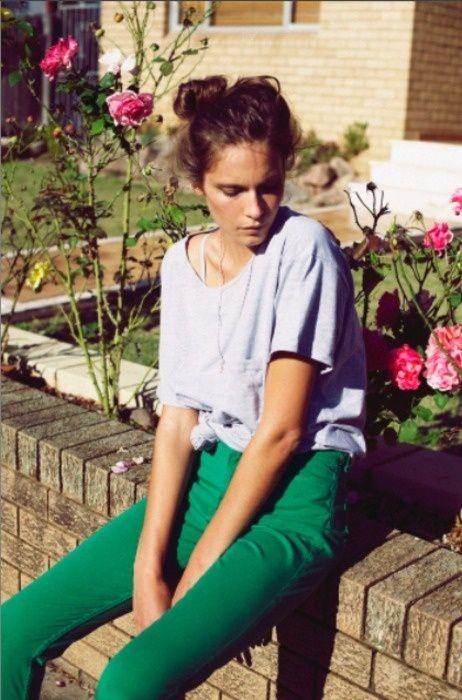 green i wantt