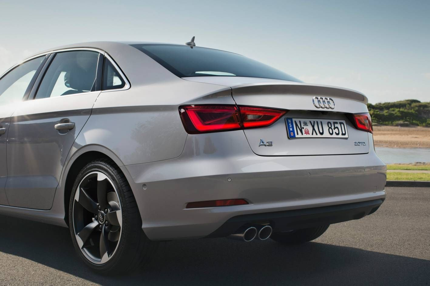 New audi a3 sedan details hd - First Official Australian Images Of The All New Audi A3 Sedan Have Been Released It
