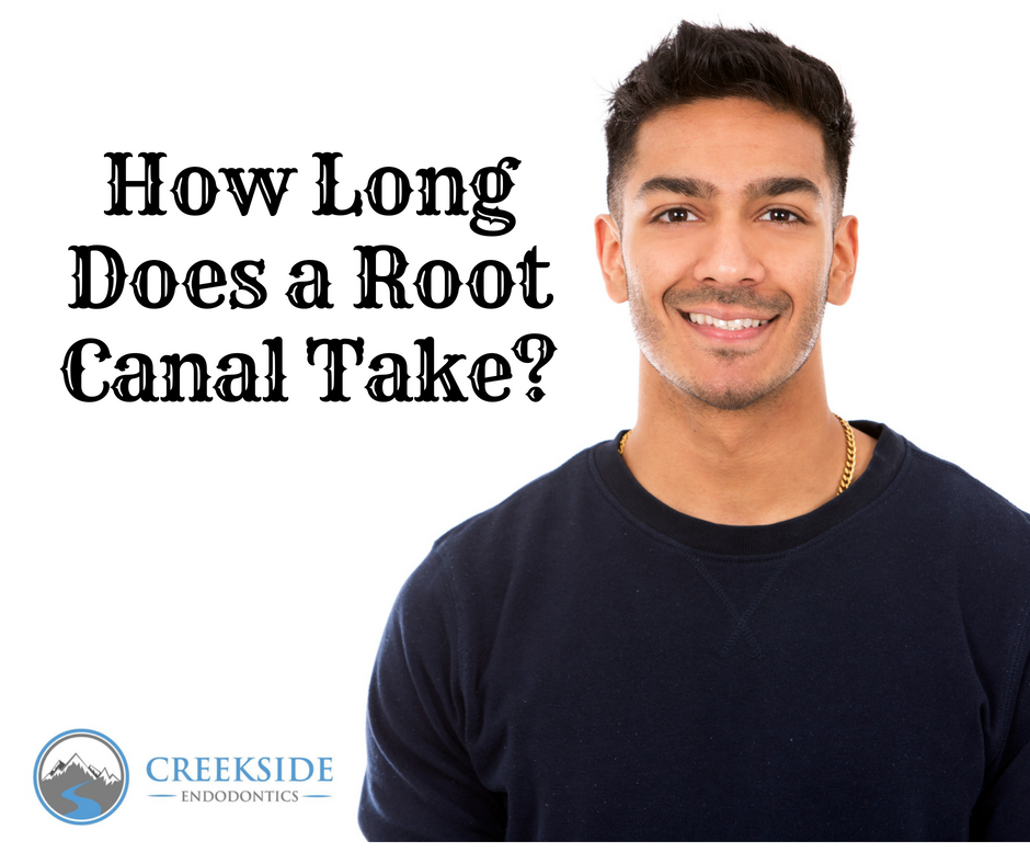 How long does a root canal take? I get asked this question ...